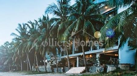 Private Beach Front Villa In Nha Trang