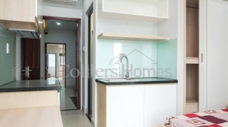 Apartment for rent in An Phu, D2