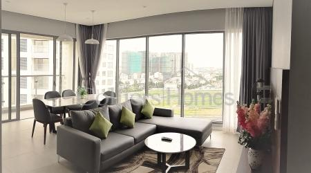 Diamond Island Luxuamry Apartments, 03-bedroom Apartment for Rent