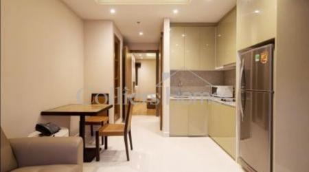 Parkside Residences -  1 Bedroom Serviced Apartment for Rent