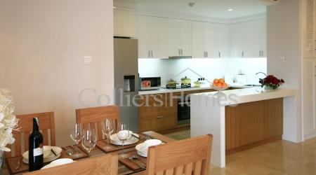 Saigon Pavillon - 2 Bedroom Serviced Apartment for Rent