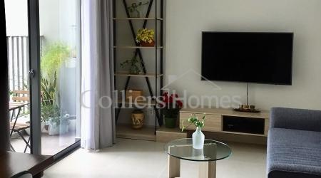 Masteri Complex - T3, 2 Bedroom Apartment for Rent