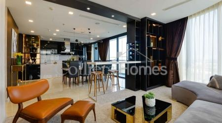 Vinhomes Golden River - 3 Bedroom Apartment for Rent