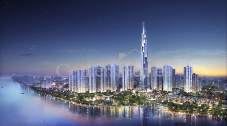 Landmark 81 - 4 Bedroom Officetel for Sale