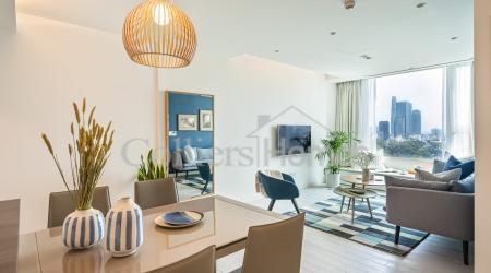 Leman Luxury - 2 Bedroom Serviced Apartment for Rent