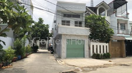 Binh Tan District - House for Sale