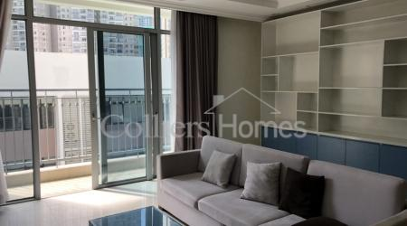 (FOR RENT) Vinhomes Central Park Tan Cang, 3 bedroom 125 sqm apartment