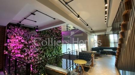 SHOPHOUSE FOR SALE 8 FLOORS - GREEN LIFE STYLE, PROFESSIONAL, SINGAPORE STANDARD]