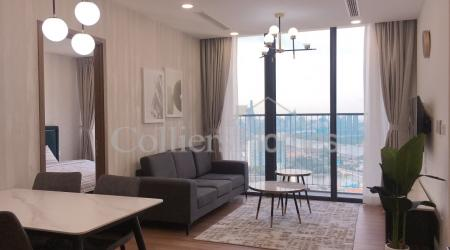 ECO GREEN - 3 BEDROOMS - DISTRICT 7- FOR RENT